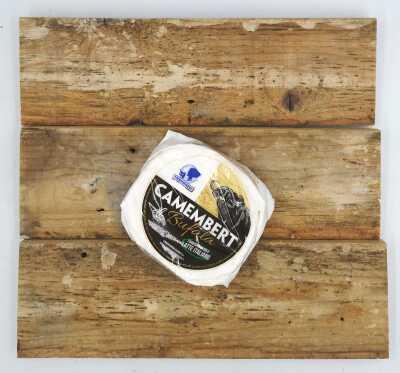 Camembert di bufala (bifeļmātes piena) brie veidīgs, maigs