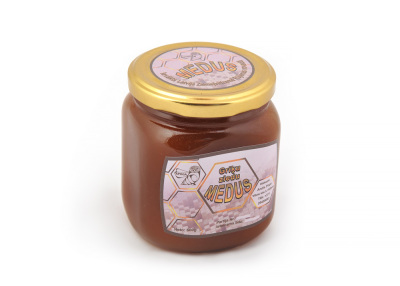 Griķu ziedu medus