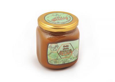 Meža ziedu medus