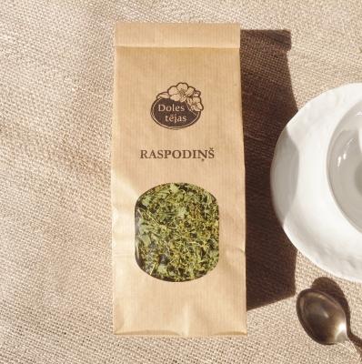 Raspodiņu tēja